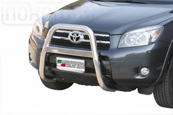 Toyota Rav 4 2006 2009 - EU engedélyes Gallytörő rács - magasított - mt-214