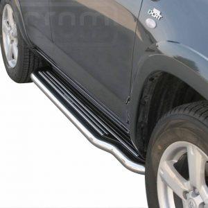 Toyota Rav 4 2006 2009 - Lemezbetétes oldalfellépő - mt-221