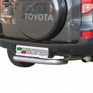 Toyota Rav 4 2006 2009 - Hátsó lökhárító - mt-229