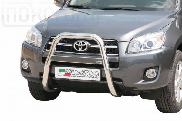 Toyota Rav 4 2009 2010 - EU engedélyes Gallytörő rács - magasított - mt-214