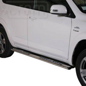 Toyota Rav 4 2010 2012 - ovális oldalfellépő betéttel - mt-111