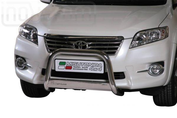 Toyota Rav 4 2010 2012 - EU engedélyes Gallytörő rács - mt-133