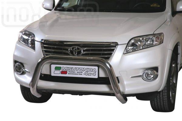 Toyota Rav 4 2010 2012 - EU engedélyes Gallytörő rács - U alakú - mt-157