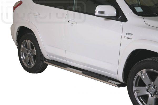 Toyota Rav 4 2010 2012 - Ovális oldalfellépő - mt-192