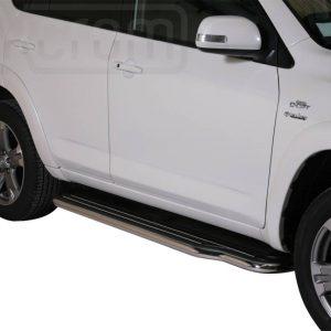 Toyota Rav 4 2010 2012 - Lemezbetétes oldalfellépő - mt-221