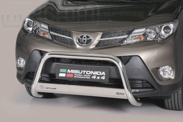 Toyota Rav 4 2013 2015 - EU engedélyes Gallytörő rács - mt-133