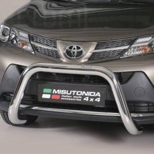 Toyota Rav 4 2013 2015 - EU engedélyes Gallytörő rács - U alakú - mt-157