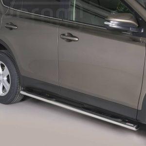 Toyota Rav 4 2013 2015 - Ovális oldalfellépő - mt-192