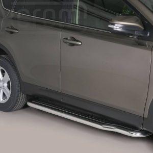Toyota Rav 4 2013 2015 - Lemezbetétes oldalfellépő - mt-221