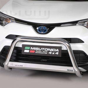 Toyota Rav 4 Hybrid 2016 2018 - EU engedélyes Gallytörő rács - mt-133