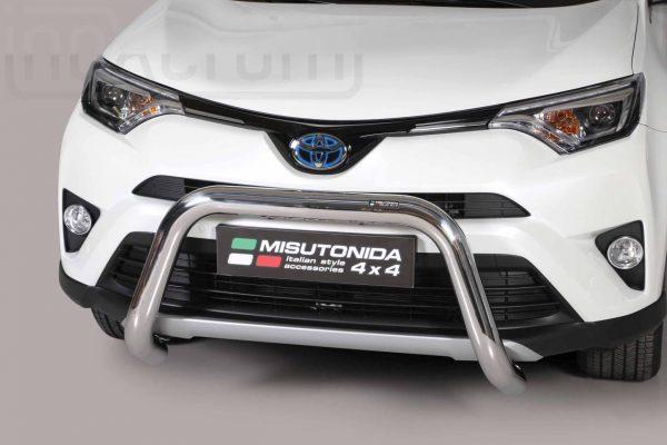 Toyota Rav 4 Hybrid 2016 2018 - EU engedélyes Gallytörő rács - U alakú - mt-157