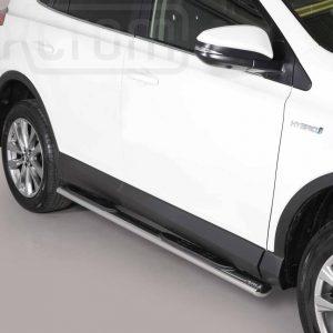 Toyota Rav 4 Hybrid 2016 2018 - Ovális oldalfellépő - mt-192