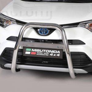 Toyota Rav 4 Hybrid 2016 2018 - EU engedélyes Gallytörő rács - magasított - mt-214