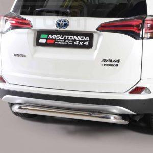 Toyota Rav 4 Hybrid 2016 2018 - Hátsó lökhárító - mt-229
