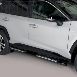 Toyota Rav 4 Hybrid 2019 - ovális oldalfellépő betéttel - mt-127