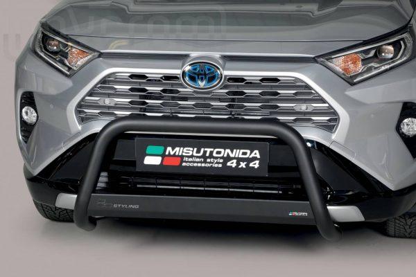 Toyota Rav 4 Hybrid 2019 - EU engedélyes Gallytörő rács - mt-151
