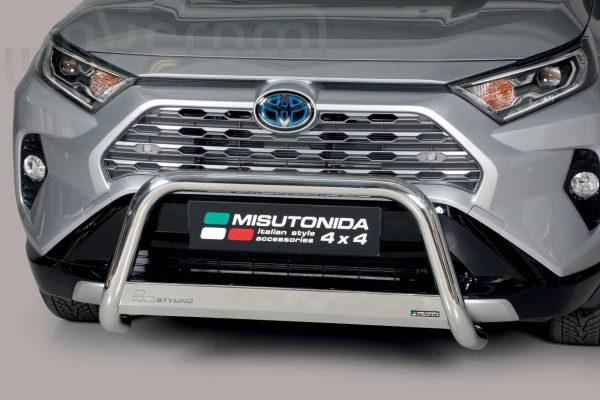 Toyota Rav 4 Hybrid 2019 - EU engedélyes Gallytörő rács - mt-133