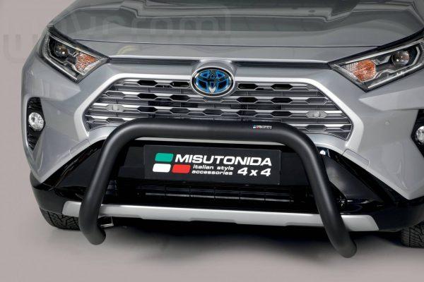 Toyota Rav 4 Hybrid 2019 - U alakú EU engedélyes Gallytörő rács - mt-172