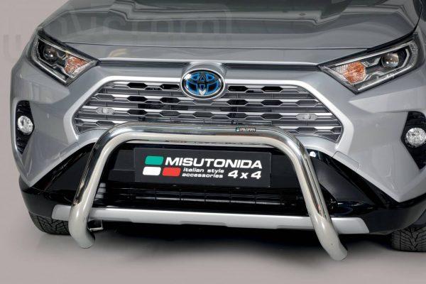 Toyota Rav 4 Hybrid 2019 - EU engedélyes Gallytörő rács - U alakú - mt-157