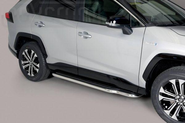 Toyota Rav 4 Hybrid 2019 - Lemezbetétes oldalfellépő - mt-221
