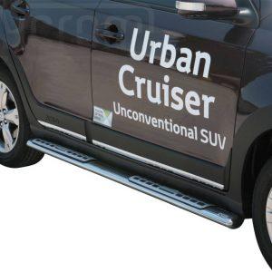 Toyota Urban Cruiser 2009 - ovális oldalfellépő betéttel - mt-111