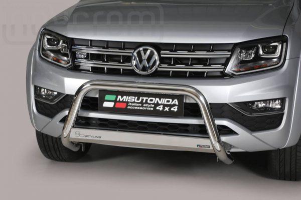 Volkswagen Amarok V6 2016 - EU engedélyes Gallytörő rács - mt-134