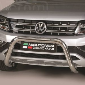 Volkswagen Amarok V6 2016 - U alakú EU engedélyes Gallytörő rács - mt-158