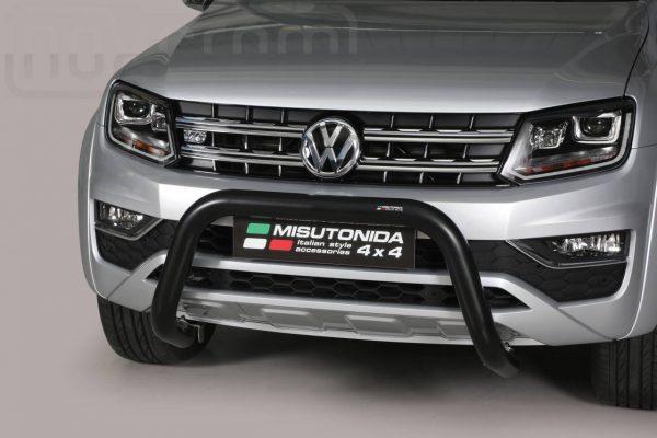 Volkswagen Amarok V6 2016 - U alakú EU engedélyes Gallytörő rács - mt-159
