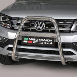 Volkswagen Amarok V6 2016 - EU engedélyes Gallytörő rács - magasított - mt-215