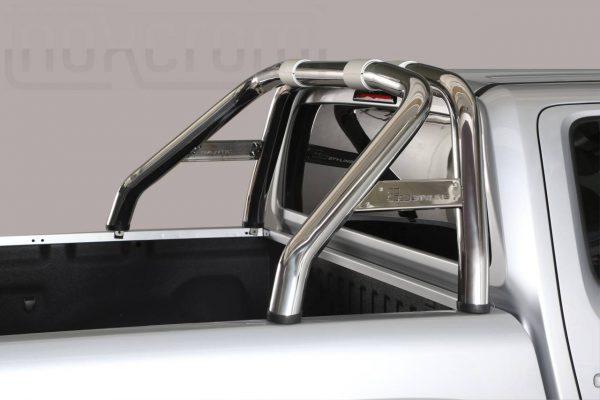 Volkswagen Amarok V6 2016 - Dupla borulásvédő - összekötővel rövid - mt-239