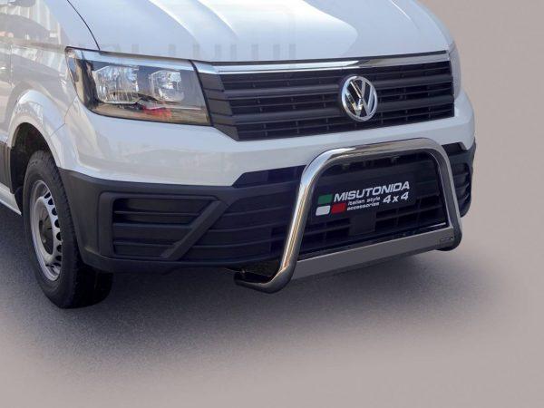 Volkswagen Crafter 2017 - EU engedélyes Gallytörő rács - mt-133