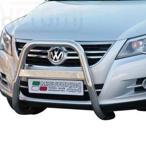 Volkswagen Tiguan 2008 2011 - EU engedélyes Gallytörő rács - magasított - mt-214