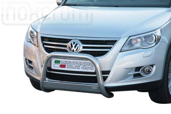 Volkswagen Tiguan 2008 2011 - EU engedélyes Gallytörő rács - mt-219