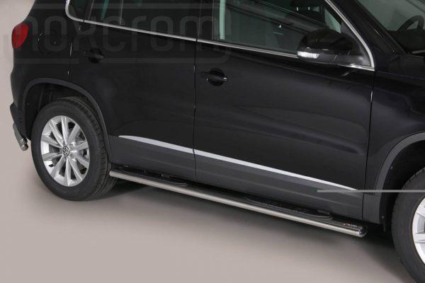 Volkswagen Tiguan 2011 2015 - Ovális oldalfellépő - mt-192