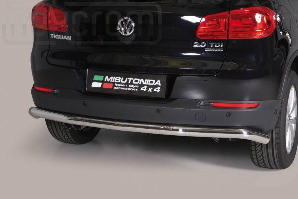 Volkswagen Tiguan 2011 2015 - Hátsó lökhárító - mt-229