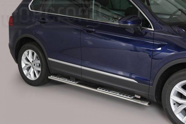 Volkswagen Tiguan 2016 - ovális oldalfellépő betéttel - mt-111