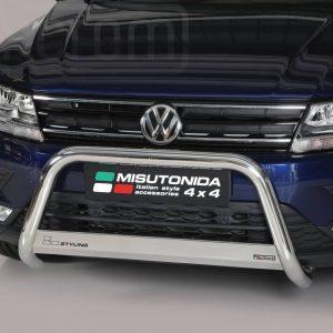 Volkswagen Tiguan 2016 - EU engedélyes Gallytörő rács - mt-133