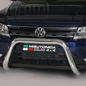 Volkswagen Tiguan 2016 - EU engedélyes Gallytörő rács - U alakú - mt-157