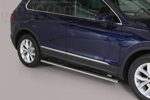 Volkswagen Tiguan 2016 - Ovális oldalfellépő - mt-192