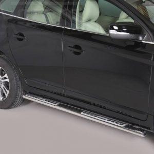 Volvo Xc 60 2014 - ovális oldalfellépő betéttel - mt-111